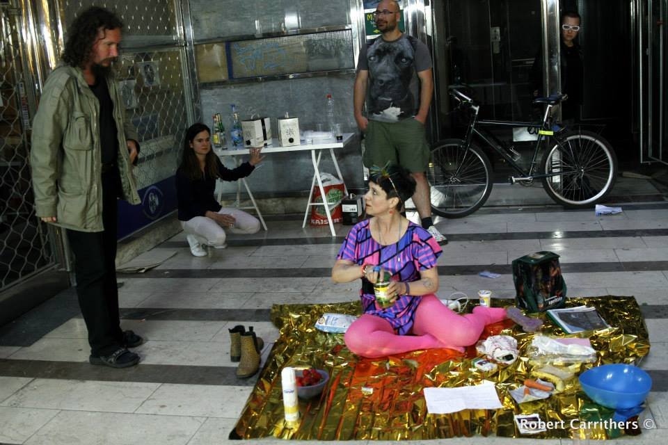 hunger festival sitting on floor may 2015